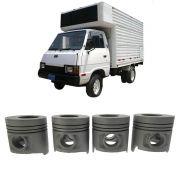 Pistão Standard Com Pino do Bongo K3600 1993 1994 1995 1996 1997 1998 1999