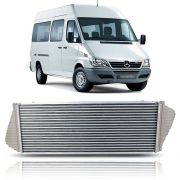Radiador do Intercooler Sprinter 311 312 313 314 412 2001 2002 2003 2004 2005 2006 2007 2008 2009 2010 2011 2012