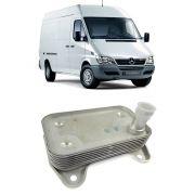 Radiador do Oleo Mercedes Benz Sprinter CDI 311 313 413 2002 2003 2004 2005 2006 2007 2008 2009 2010 2011 2012