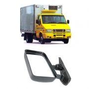 Retrovisor Iveco Truck Lado Direito Haste Curta 1997 98 99 00 01 02 03 04 05 06 07