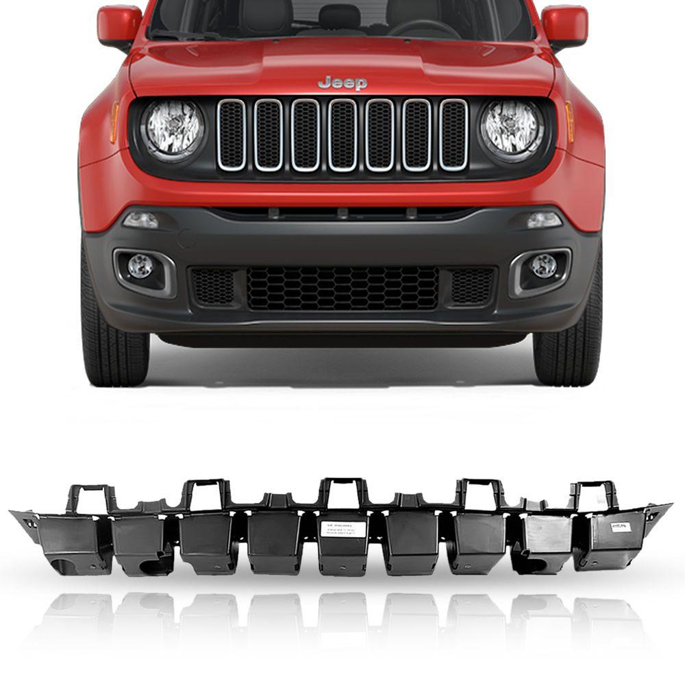 Alma do Parachoque Dianteiro de Plástico Jeep Renegade 2015 2016 2017