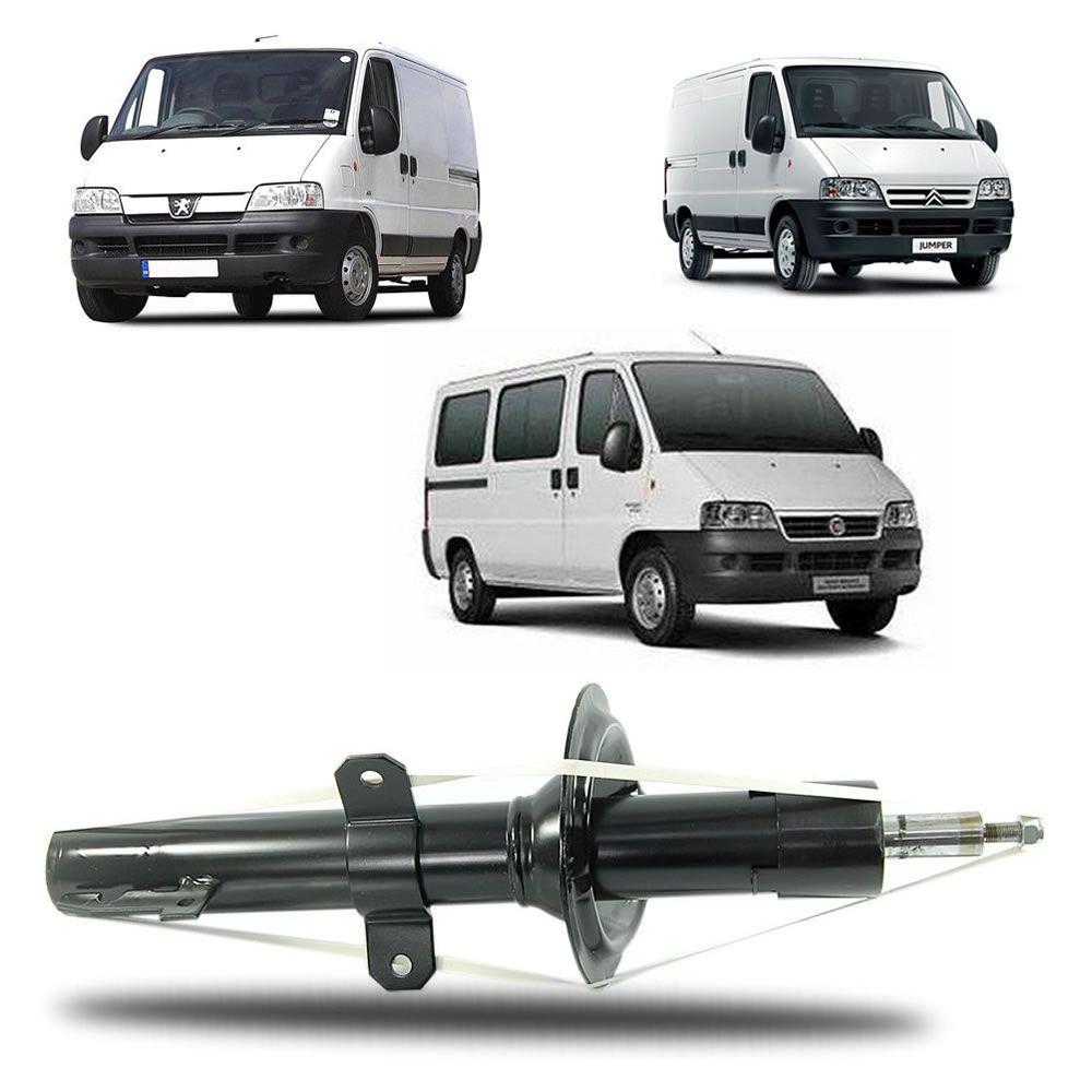 Amortecedor Dianteiro do Lado Direito da Suzuki Vitara