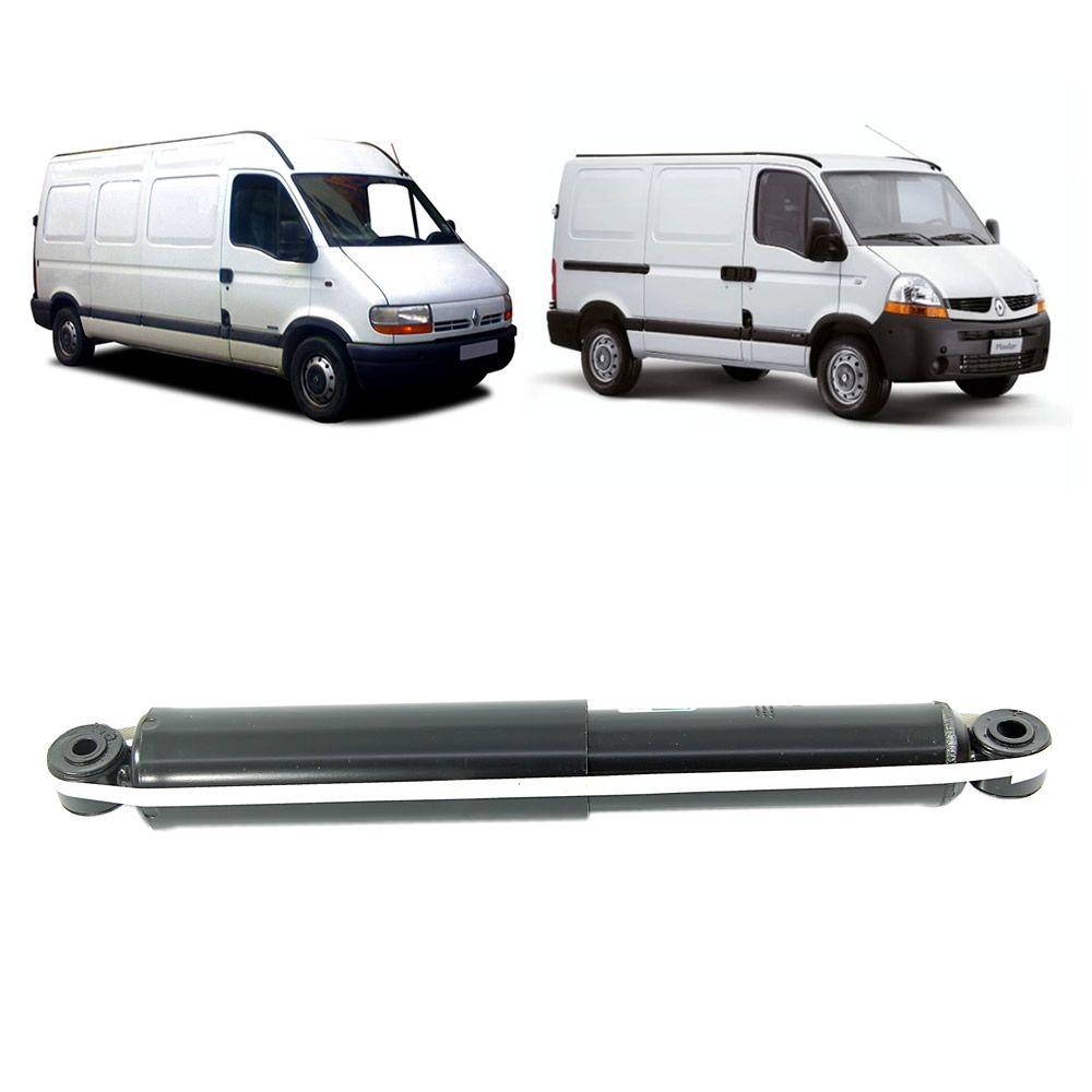 Amortecedor Traseiro Nakata Renault Master 2002 2003 2004 2005 2006 2007 2008 2009 2010 2011 2012 2013