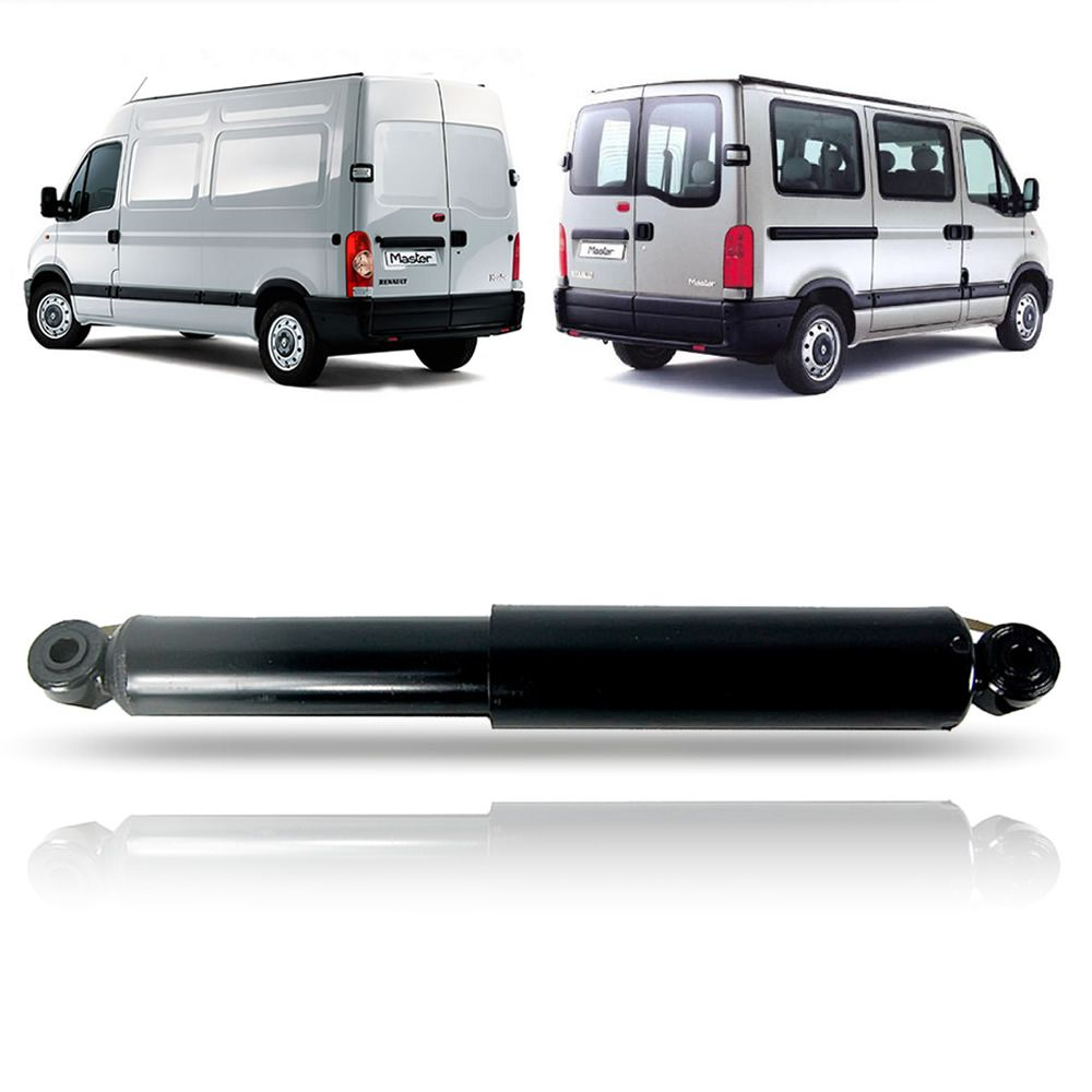 Amortecedor Traseiro Renault Master 2002 2003 2004 2005 2006 2007 2008 2009 2010 2011 2012 2013