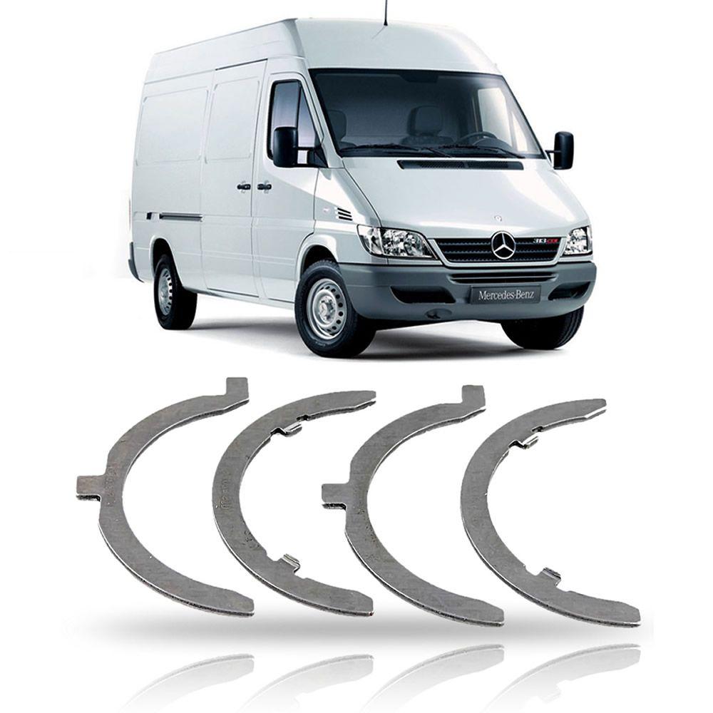Anel de Encosto Standard Mercedes Benz Sprinter CDI 2002 2003 2004 2005 2006 2007 2008 2009 2010 2011 2012