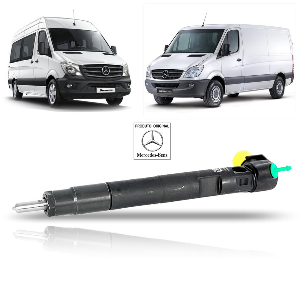 Bico Injetor Original Mercedes Benz Sprinter 415/515 2012 2013 2014 2015 2016 2017