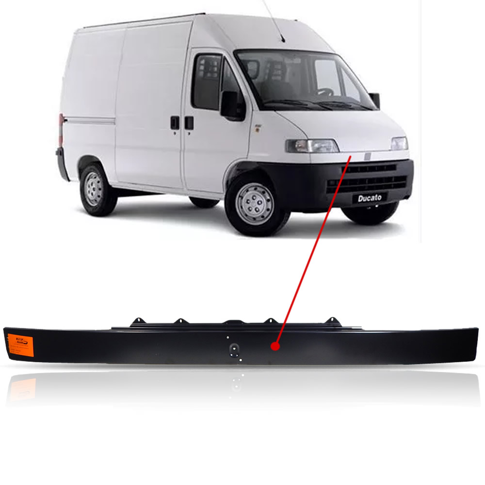 Bigode do Painel Frontal Fiat Ducato 1997 1998 1999 2000 2001 2002 2003 2004 2005