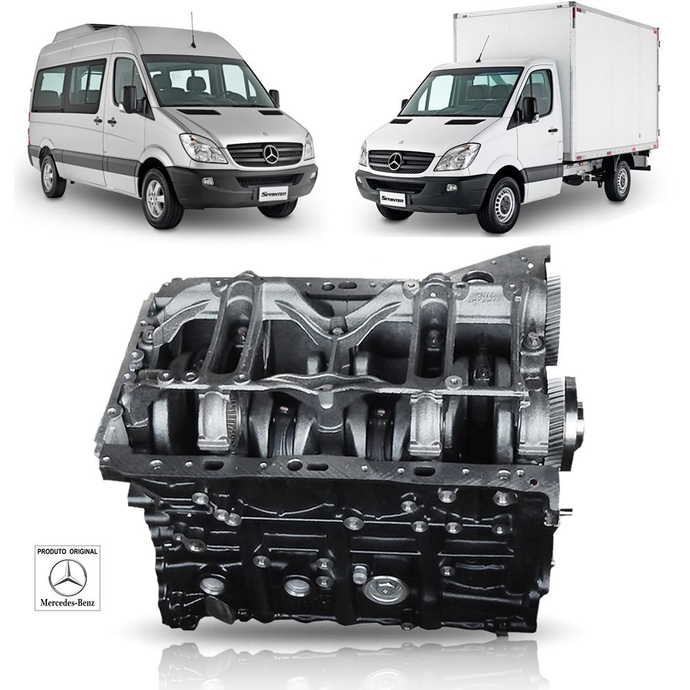 Bloco Embielado do Motor Original da Sprinter 311 415 515 2012 2013 2014 2015 2016 2017