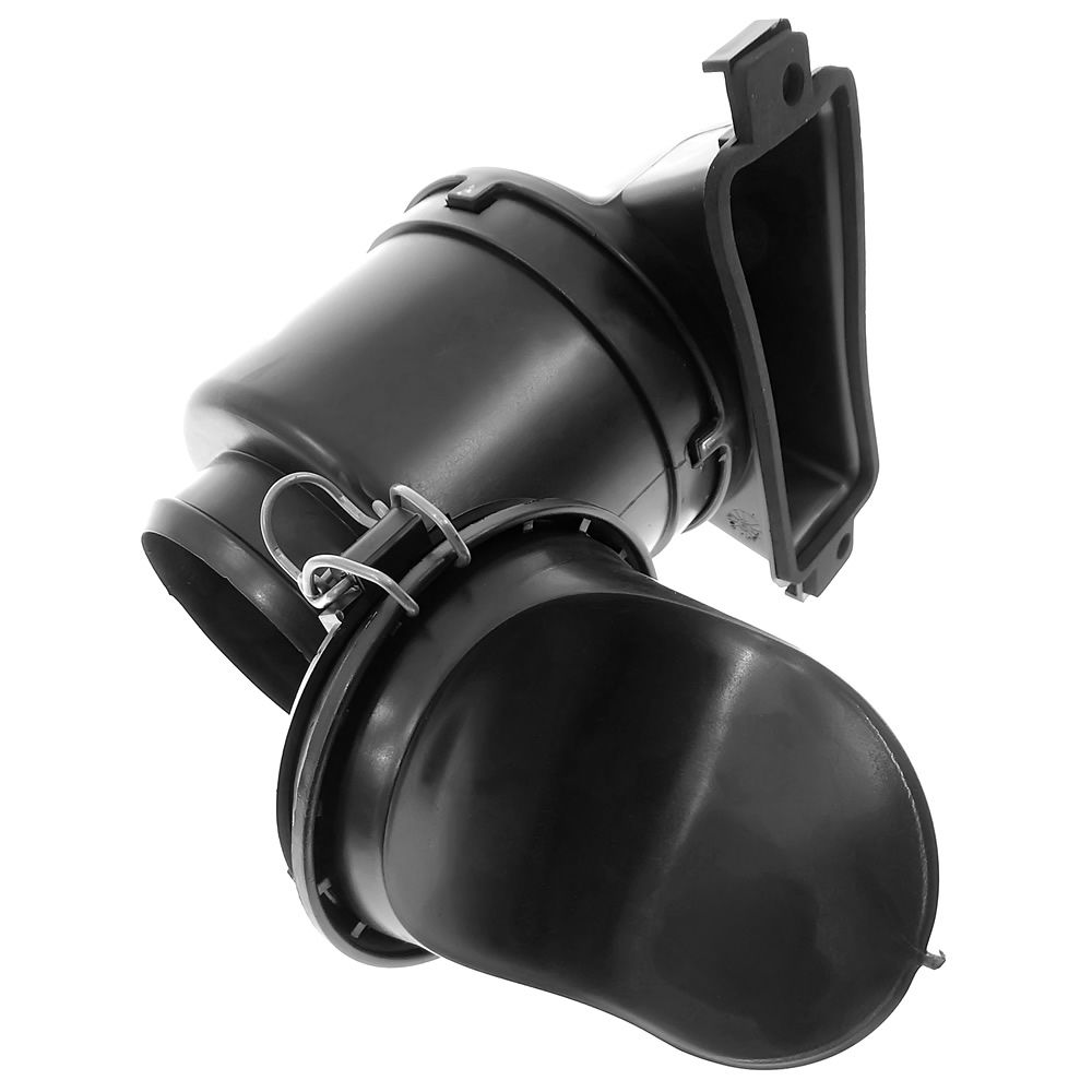 Bocal da Entrada do Filtro de Ar do Painel Frontal Original da Ducato Jumper e Boxer 2006 à 2017