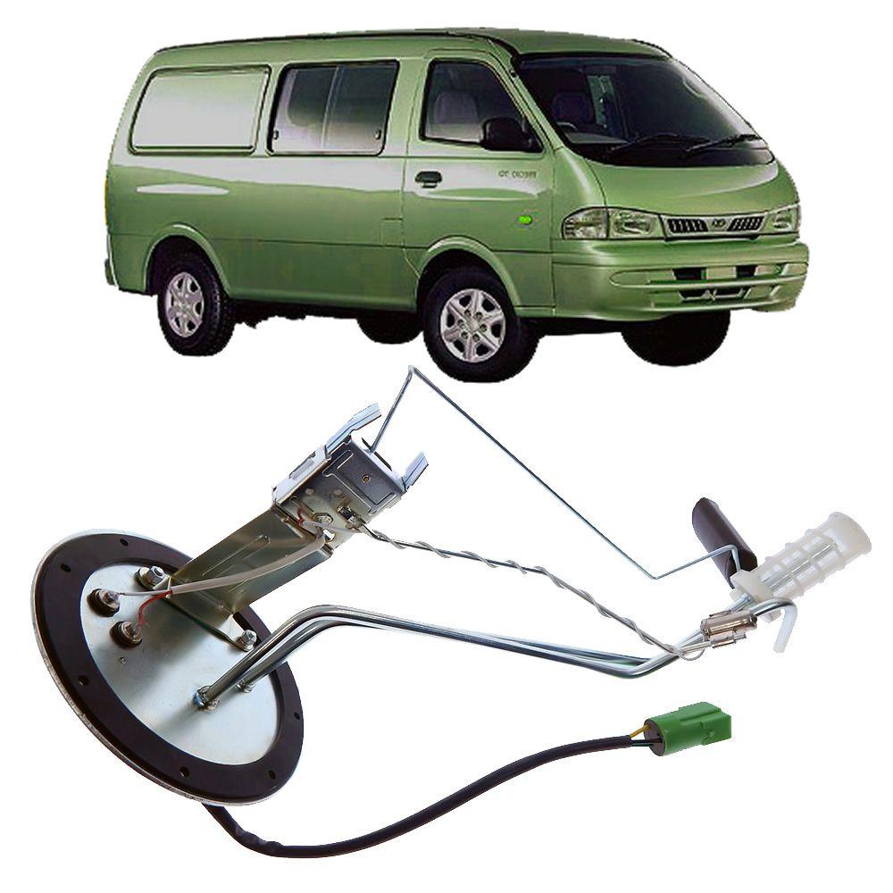 Boia do Tanque de Combustível Kia Besta GS 1998 1999 2000 2001 2002 2003 2004 2005