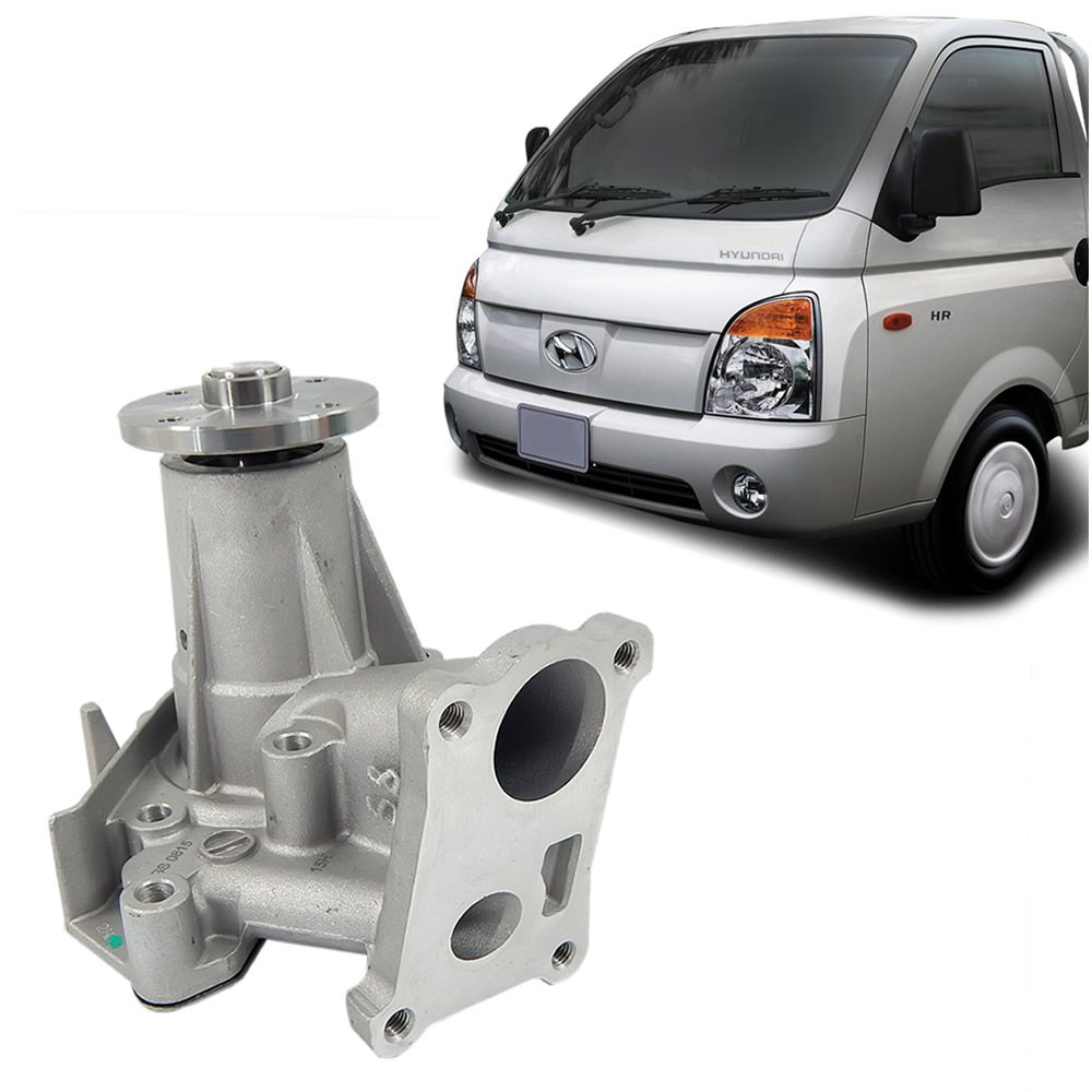 Bomba de Água da Hyundai HR 2004 2005 2006 2007 2008 2009 2010 2011 2012