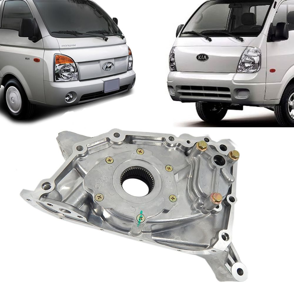 Bomba de Óleo da Hyundai HR e Bongo K2500 2.5 2004 2005 2006 2007 2008 2009 2010 2011 2012