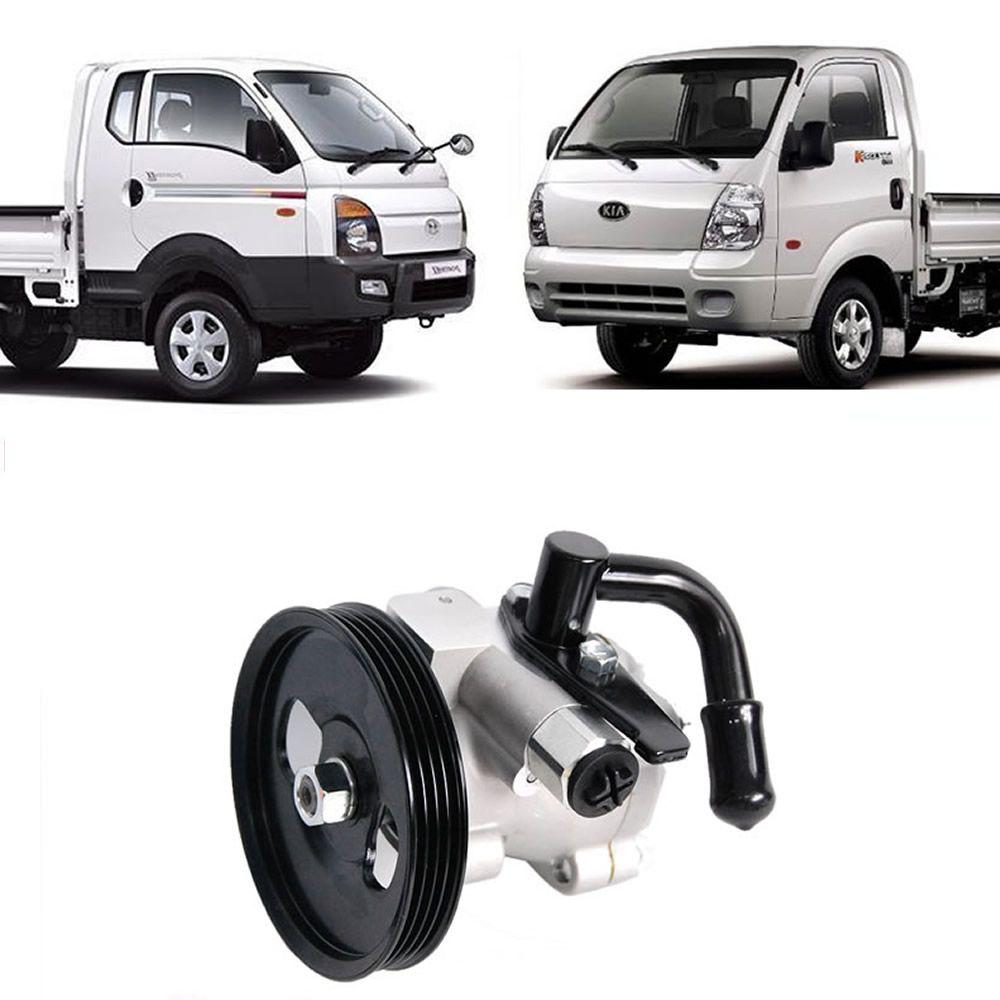 Bomba Direção Hidráulica com Polia da Hyundai HR e do Bongo K2500 2004 2005 2006 2007 2008 2009 2010 2011 2012
