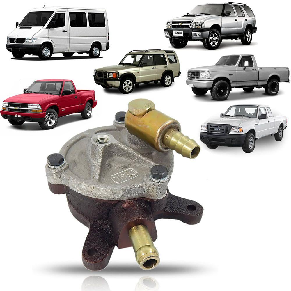 Bomba Vácuo Sprinter 310 312 412 1997 1998 1999 2000 2001 2002 Ford Ranger 2.5 Chevrolet Blazer 2.5 Chevrolet S-10 2.5 Chevrolet f100 Land Rover 2.5
