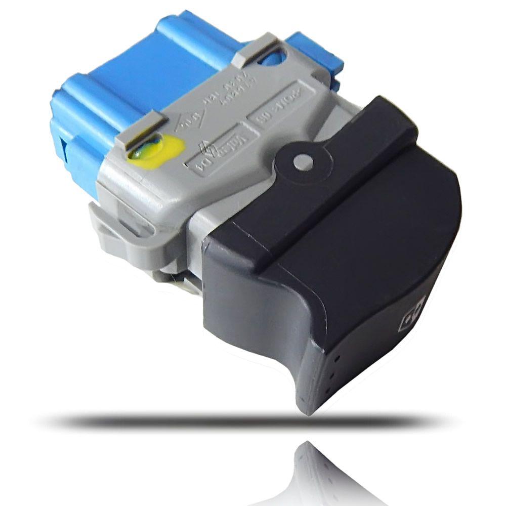 Botão Interruptor do Comando do Vidro Lado Direito Original do Renault Master 2014 2015 2016 2017