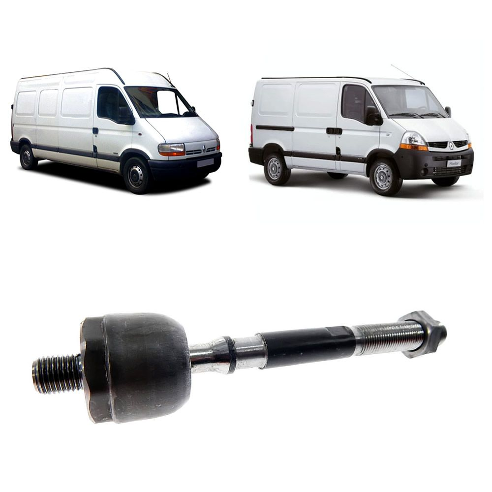 Braço Axial da Renault Master 2.5 2.8 2002 2003 2004 2005 2006 2007 2008 2009 2010 2011 2012 2013