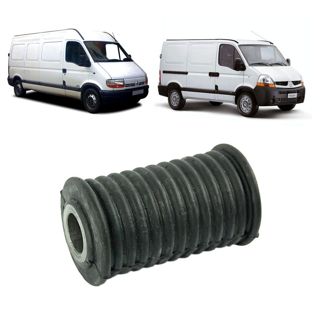 Bucha Feixe Molas Traseiro 16mm Renault Master 2002 2003 2004 2005 06 07 08 09 10 11 12 13