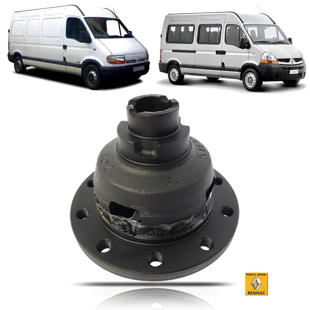 Caixa Satélite Original Renault Master 2.5 2.8 2002 2003 2004 2005 2006 2007 2008 2009 2010 2011 2012 2013