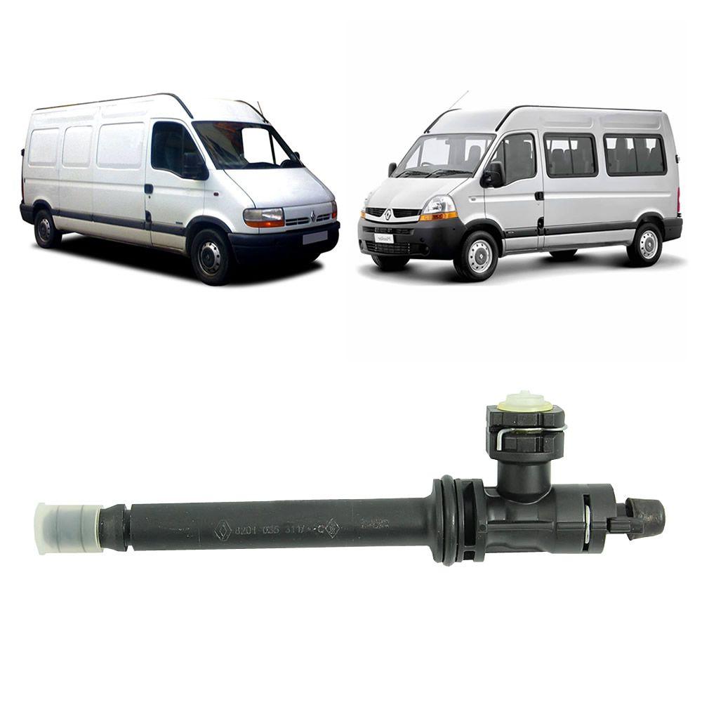 Cano (Usa no Atuador de Ferro)  Original Renault Master 2002 2003 2004 2005 06 07 08 09 10 11 12 13