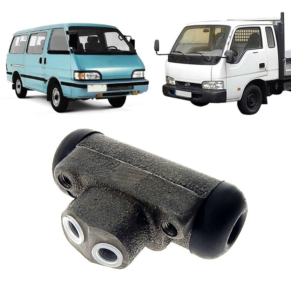 Cilindro da Roda Traseira Lado Esquerdo do Bongo K2400 Besta 2.2 2.7 1992 1993 1994 1995 1996 1997 1998