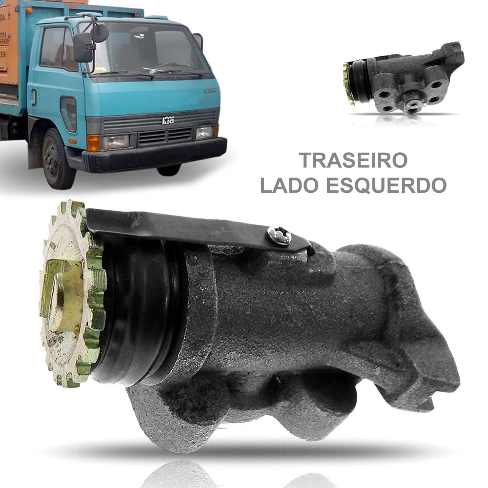 Cilindro da Roda Traseira Lado Esquerdo do Kia Bongo K3600 1993 1994 1995 1996 1997 1998 1999