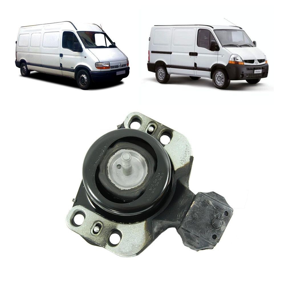 Coxim do Motor  Lado Direito Original Renault Master 2.8 2002 2003 04 05 2006 07 08 09 10 11 12 13