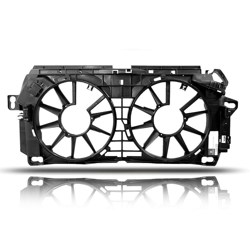 Defletor Radiador Ar Condicionado 2 Helices Sprinter 415 515 2012 2013 2014 2015 2016 2017