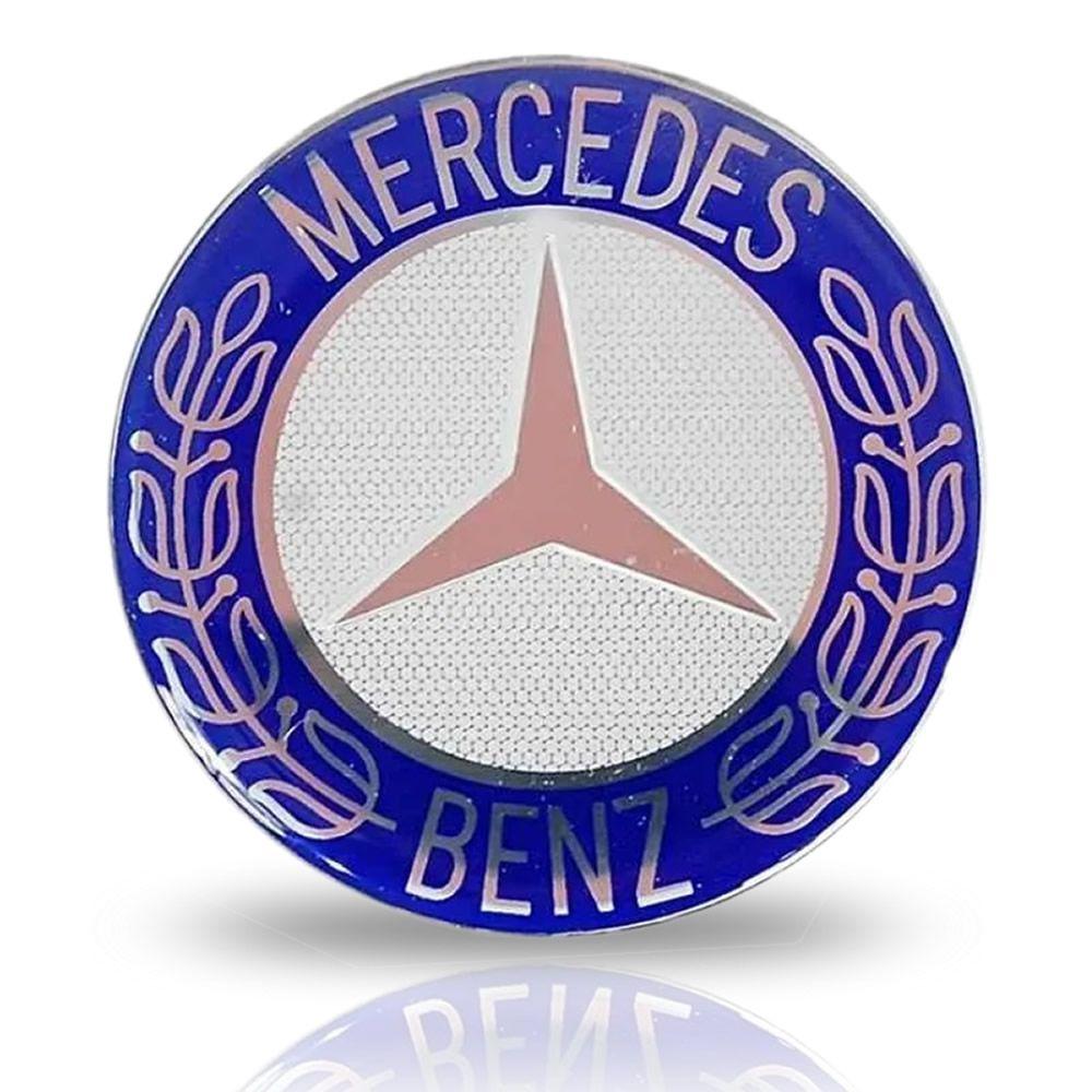 Emblema do Capô Mercedes Benz Sprinter 310 312 1997 1998 1999 2000 2001
