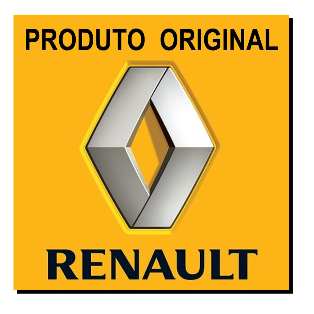 Emblema do Capo Original Renault Renault Master 2014 2015 2016 2017 2018 2019 2020
