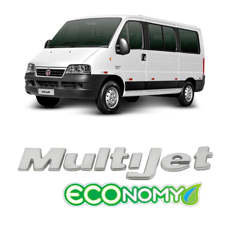 Emblema da Ducato Multijet Economy kit 2010 2011 2012 2013 2014 2015 2016 2017