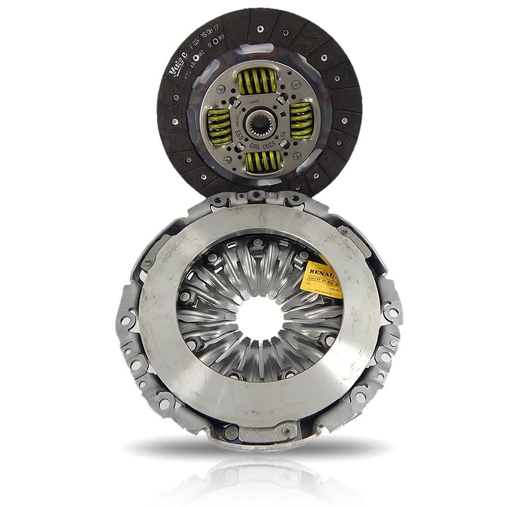 Embreagem Renault Master 2.3 2.5 2.8 2002 03 04 05 06 07 08 09 10 11 12 13 14 15 16 17 18 19 2020 Sem Rolamento Original
