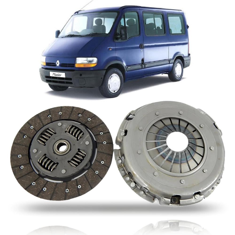 Embreagem Sem Rolamento Renault Master 2.8 2002 2003 2004