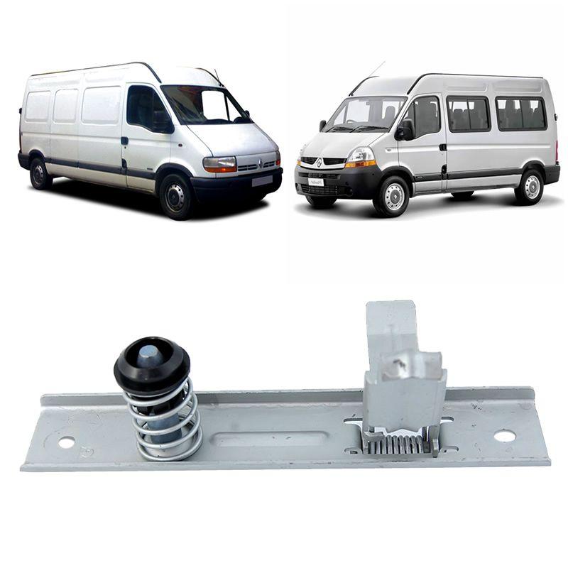 Fechadura do Capô Original Renault Master 2002 2003 2004 2005 2006 2007 2008 2009 2010 2011 2012 2013