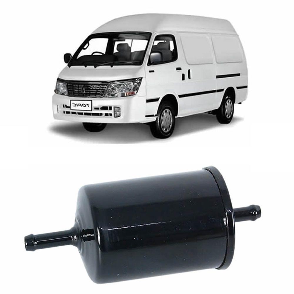 Filtro de Combustível da Topic Jinbei 2008 2009 2010 2011 2012 2013 2014 2015 2016  2017