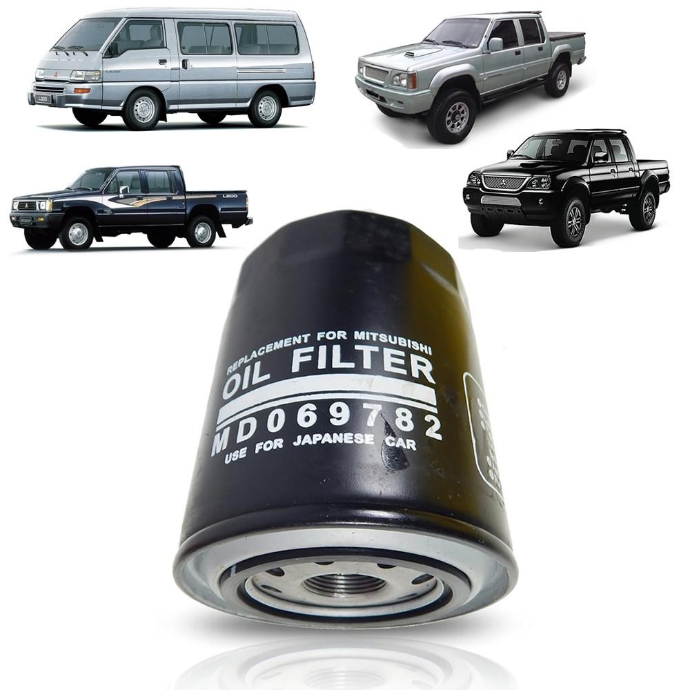 Filtro de Óleo Mitsubishi L200 1998/2016 L300 1995/2000