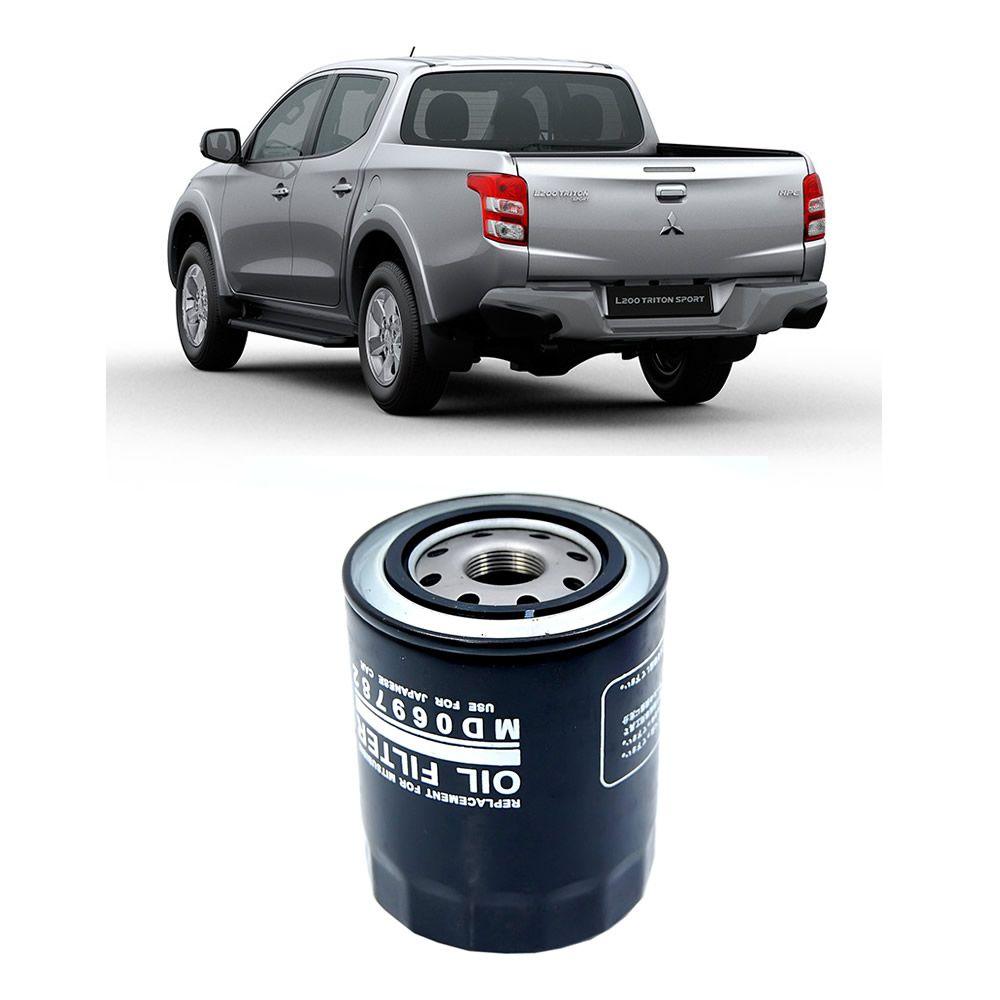 Filtro de Oleo do Motor da L200 HPE Sport