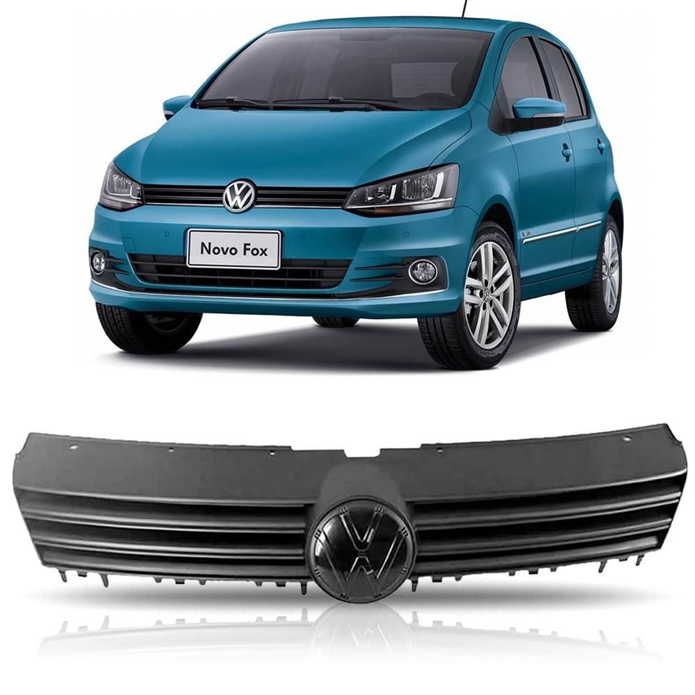 Grade Dianteira Texturizada Volkswagen Fox 2013 2014 2015 2016
