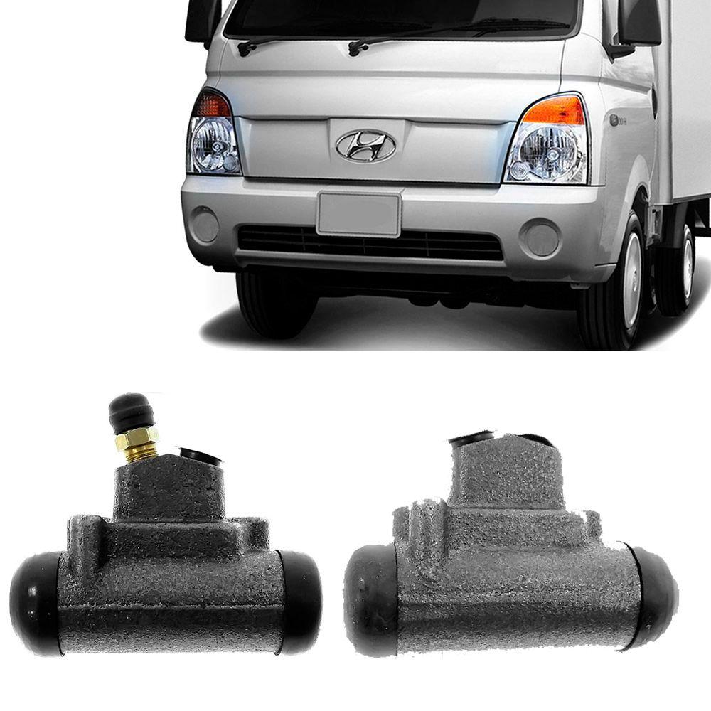 Kit Cilindro Hyundai HR Lado Direito + Lado Esquerdo