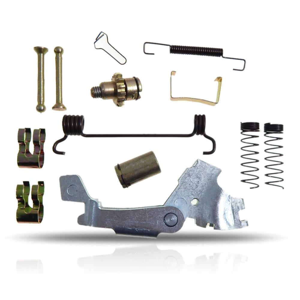 Kit de Reparo da Sapata de Freio Completa Fiat Ducato Citroen Jumper Peugeot Boxer 2003 04 05 06 07 08 09 10 11 12 13 14 15 16 17