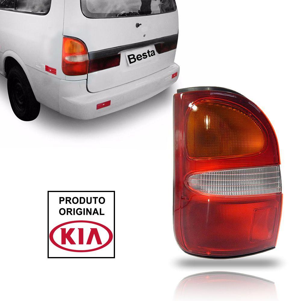 Lanterna Lado Esquerdo Kia Besta GS 2.7 3.0 1998 1999 2000 2001 2002 2003 2004