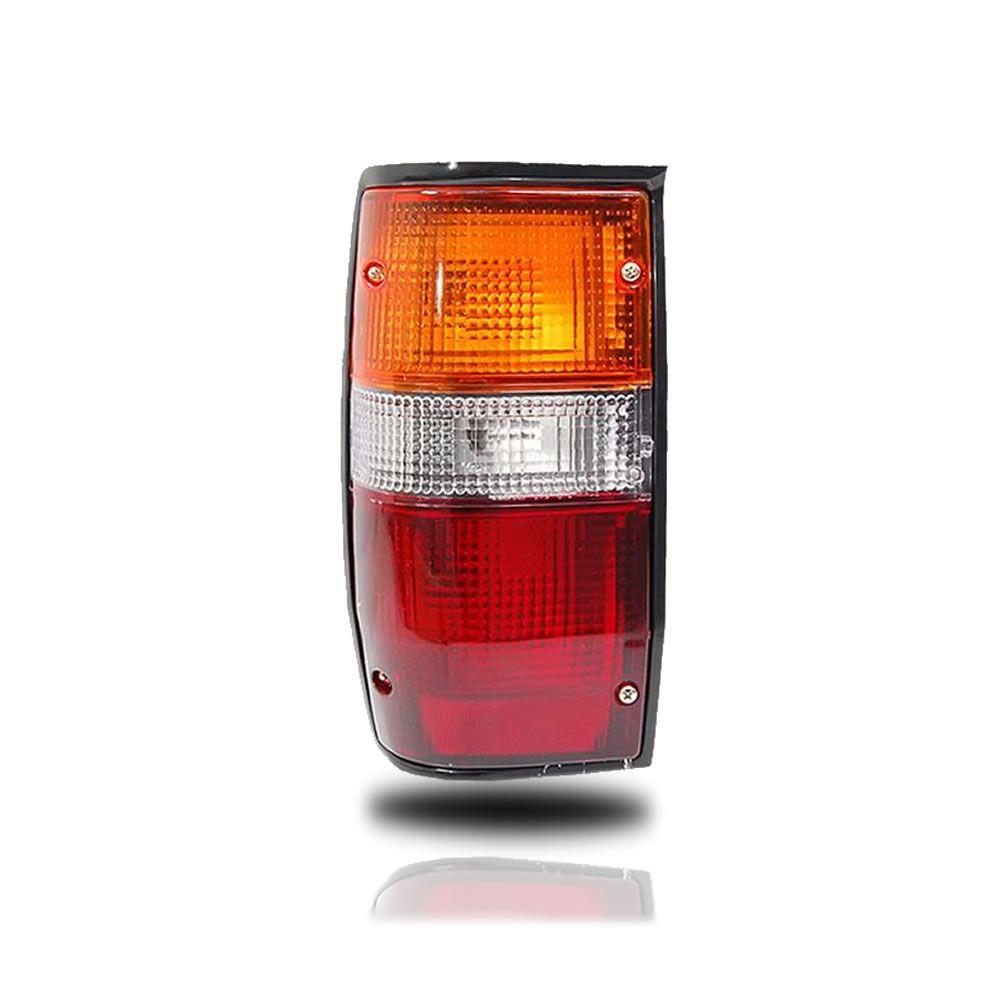 Lanterna Traseira Friso Preto Lado Esquerdo Mitsubishi L200 1992 1993 1994 1995 1996 1997 1998 1999 2000 2001 2002 2003