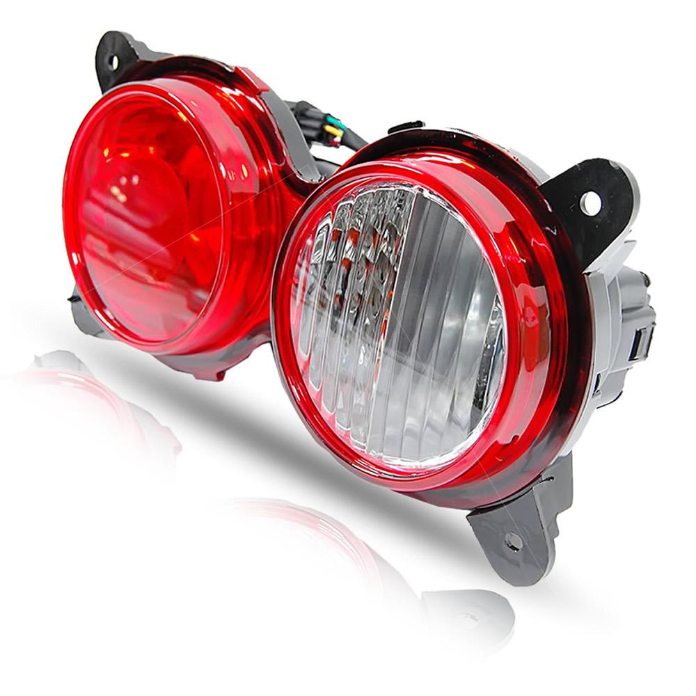 Lanterna Traseira Lado Esquerdo Kia Bongo K2700 2005 2006 2007 2008 2009 2010 2011 2012 2013 2014 2015 2016 2017 2018 2019