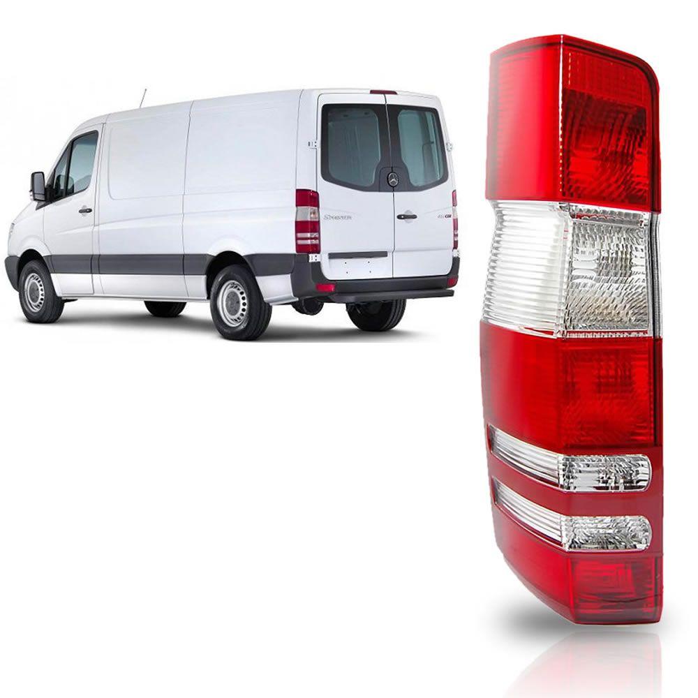 Lanterna Traseira Lado Esquerdo Mercedes Benz Sprinter 2012 2013 2014 2015 2016 2017