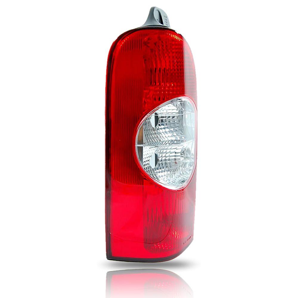 Lanterna Traseira Lado Esquerdo Renault Master 2005 2006 2007 2008 2009 2010 2011 2012 2013
