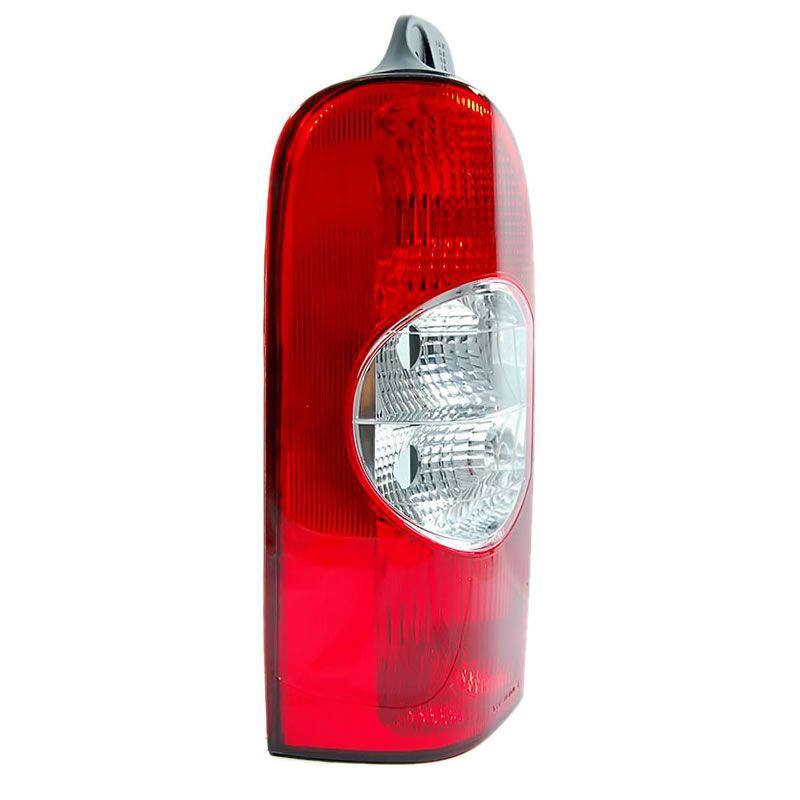 Lanterna  Traseira da Master Lado Esquerdo 2005 2006 2007 2008 2009 2010 2011 2012 2013