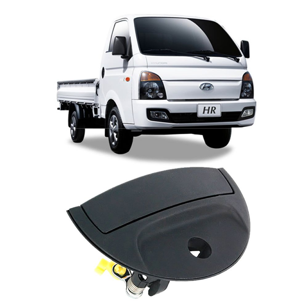 Maçaneta Externa Lado Direito da Hyundai HR 2003 à 2018