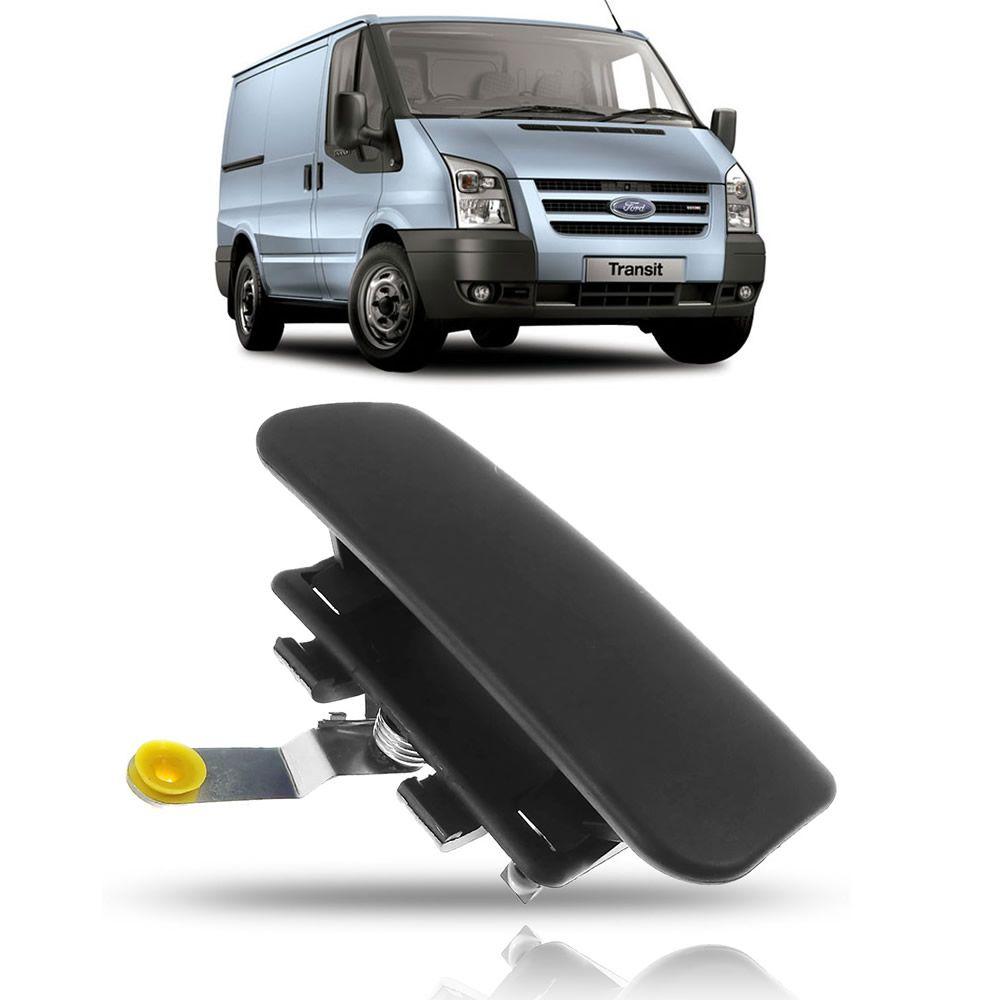Maçaneta Externa Lado Direito Porta Dianteira Ford Transit 2008 2009 2010 2011 2012 2013 2014
