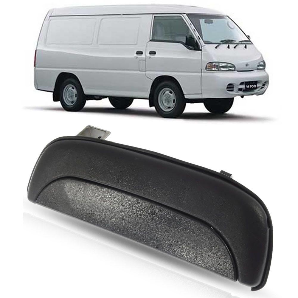 Maçaneta Externa Porta Dianteira Lado Direito Hyundai H100 1993 1994 1995 1996 1997 1998 1999 2000 2001 2002