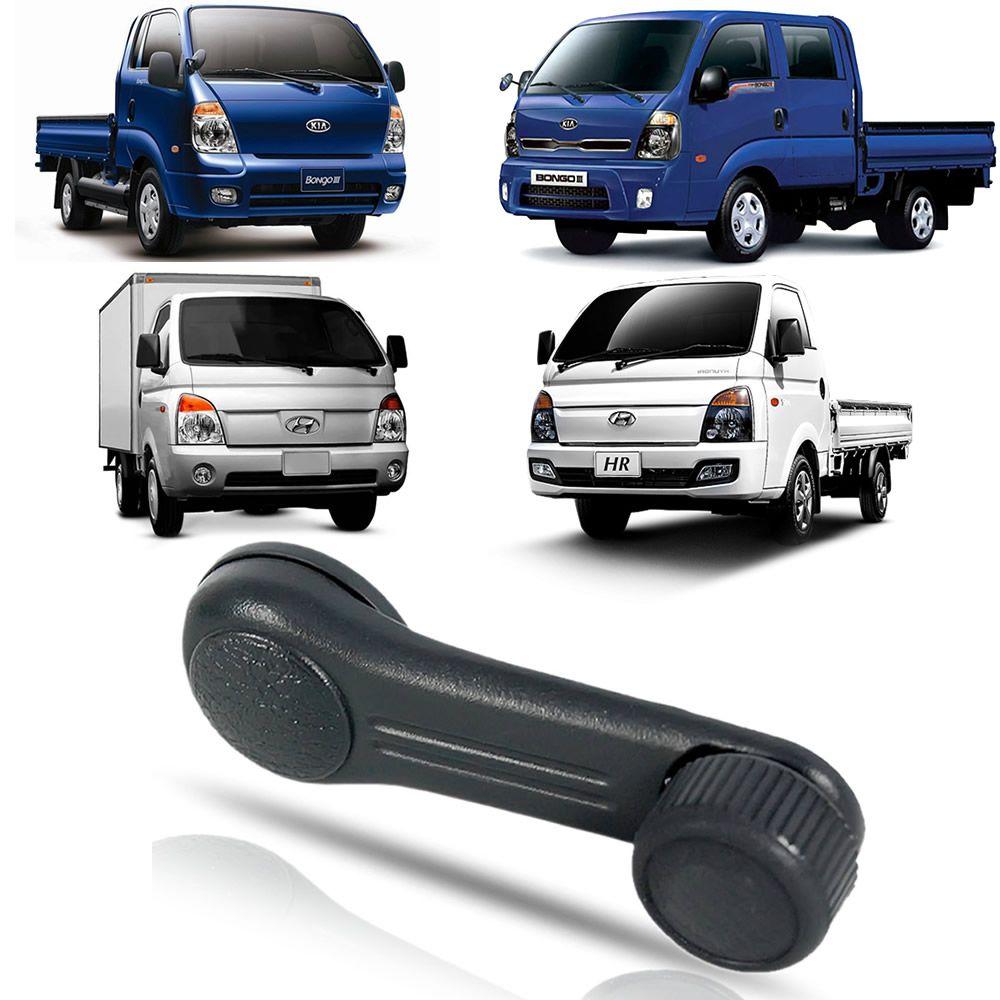 Manivela do Vidro Hyundai HR Kia Bongo K2500 2004 2005 2006 2007 08 09 10 11 12 13 14 15 16 17 18 19