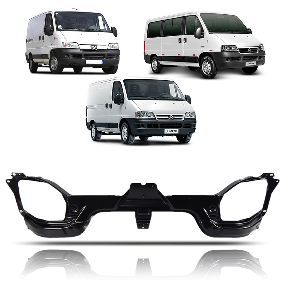 Painel Frontal Ducato Boxer Jumper 2006 2007 2008 2009 2010 2011 2012 2013 2014 2015 2016 2017